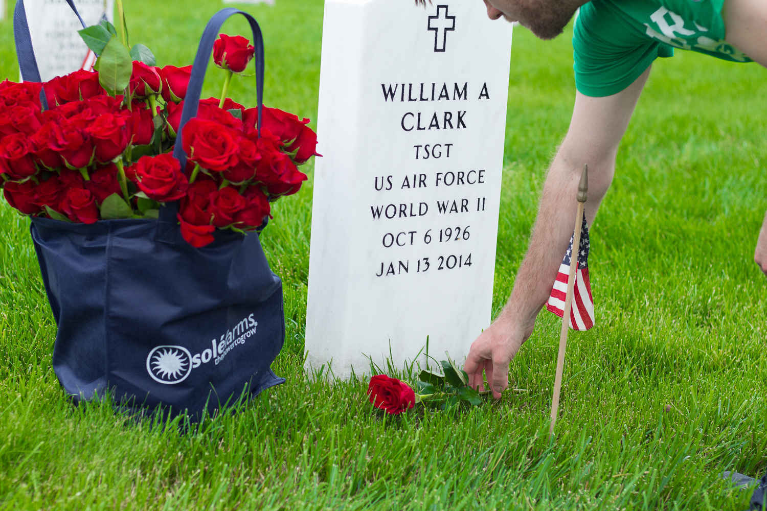 Honor Those Who Have Served Our Country image
