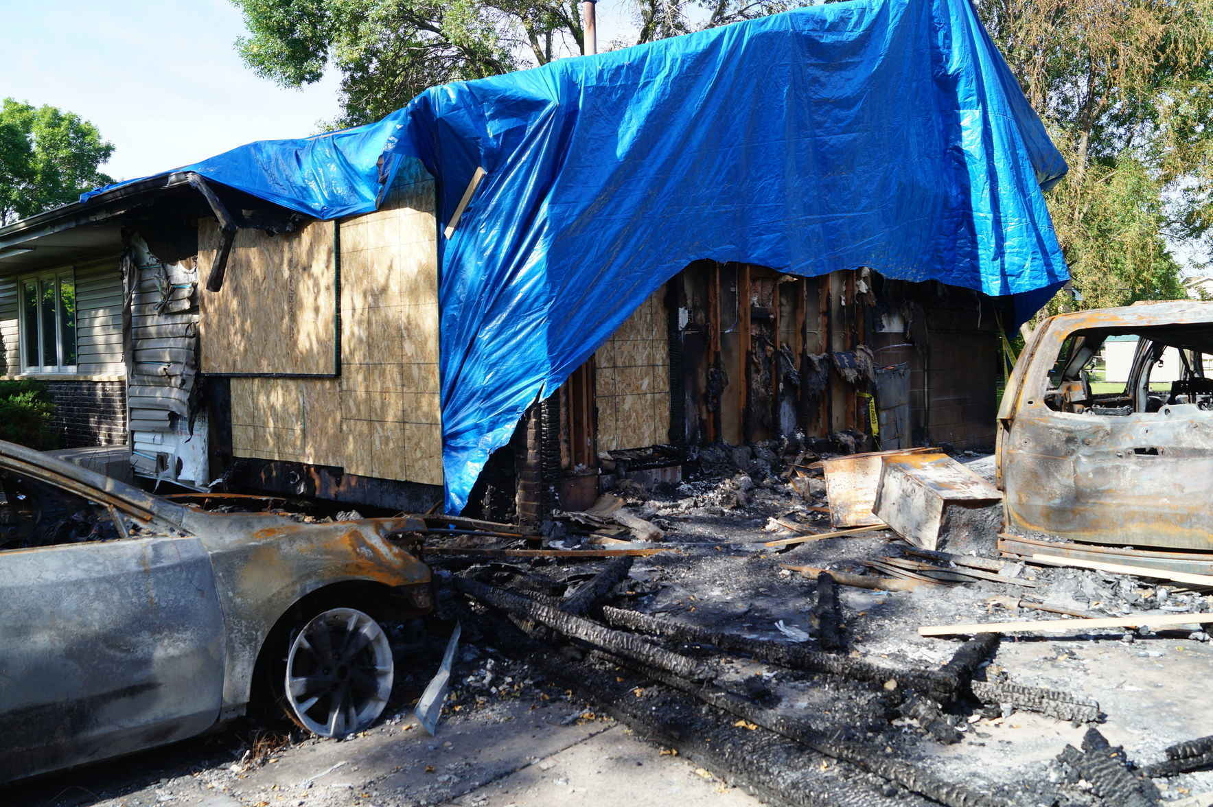 Support Ensign House Fire Fund image
