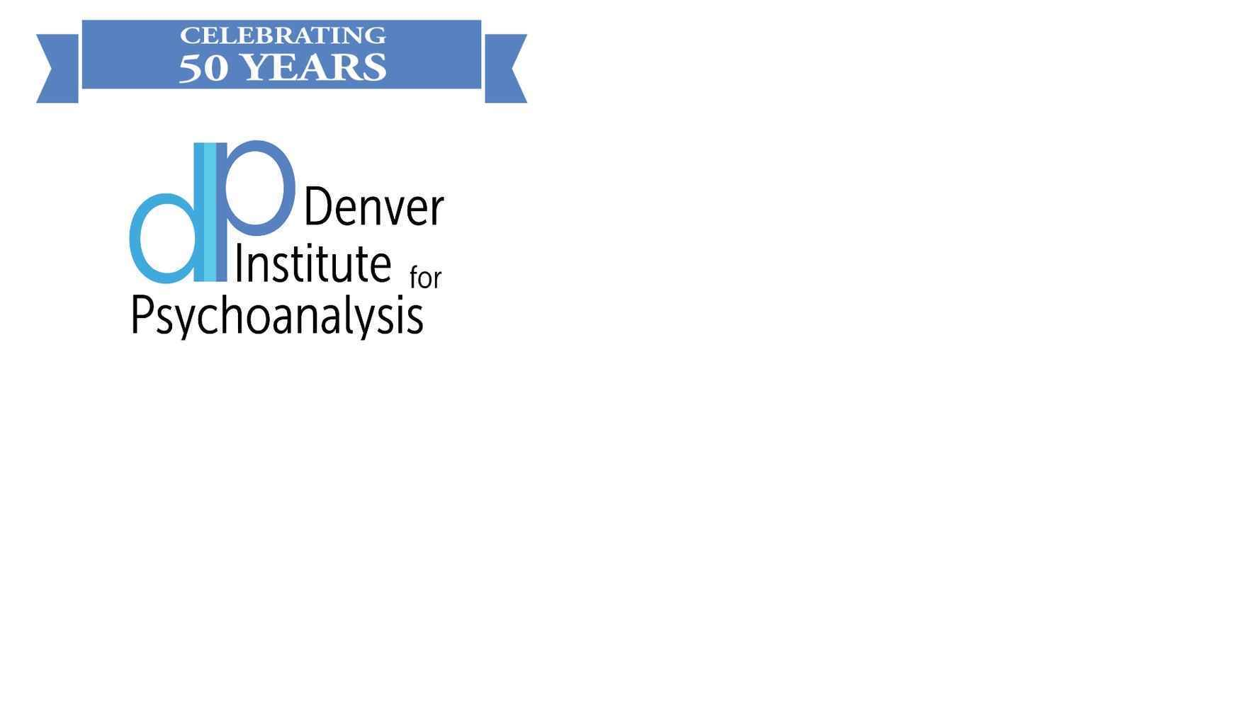 Ensure the future of Psychoanalysis in Colorado.  Donate today! image