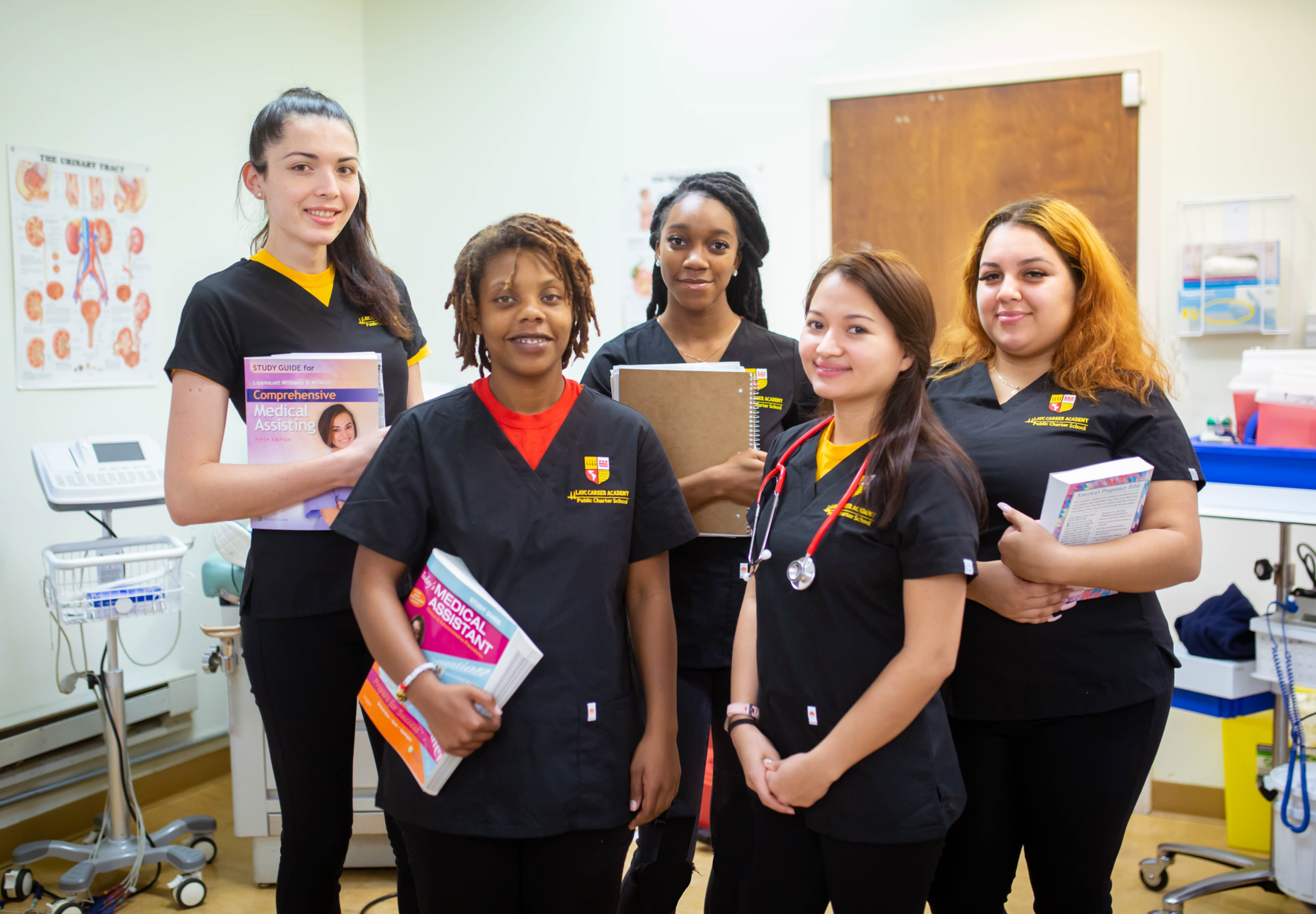 Donate now to help students gain the skills needed to succeed in college and employment. image