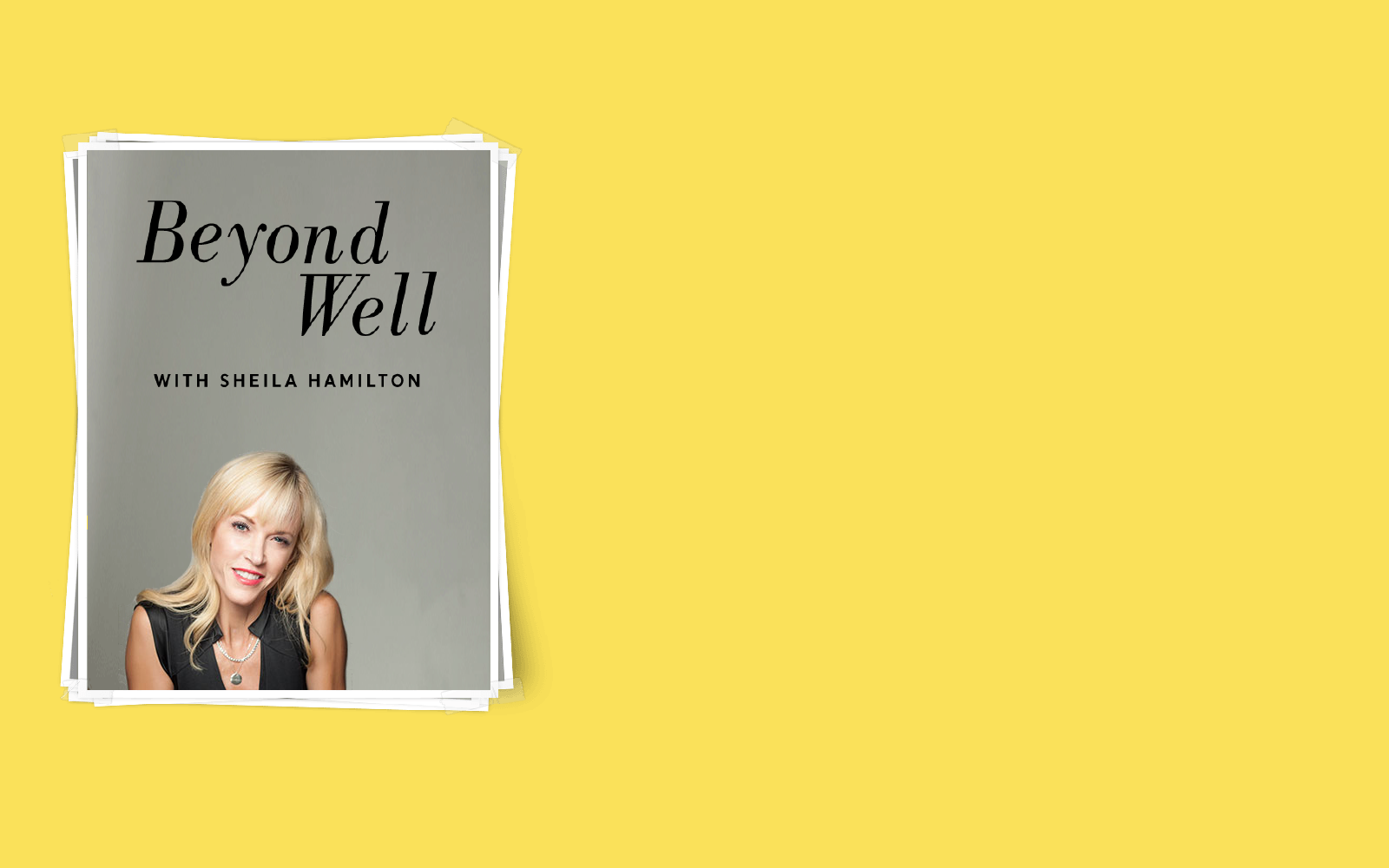 Support Beyond Well with Sheila Hamilton image