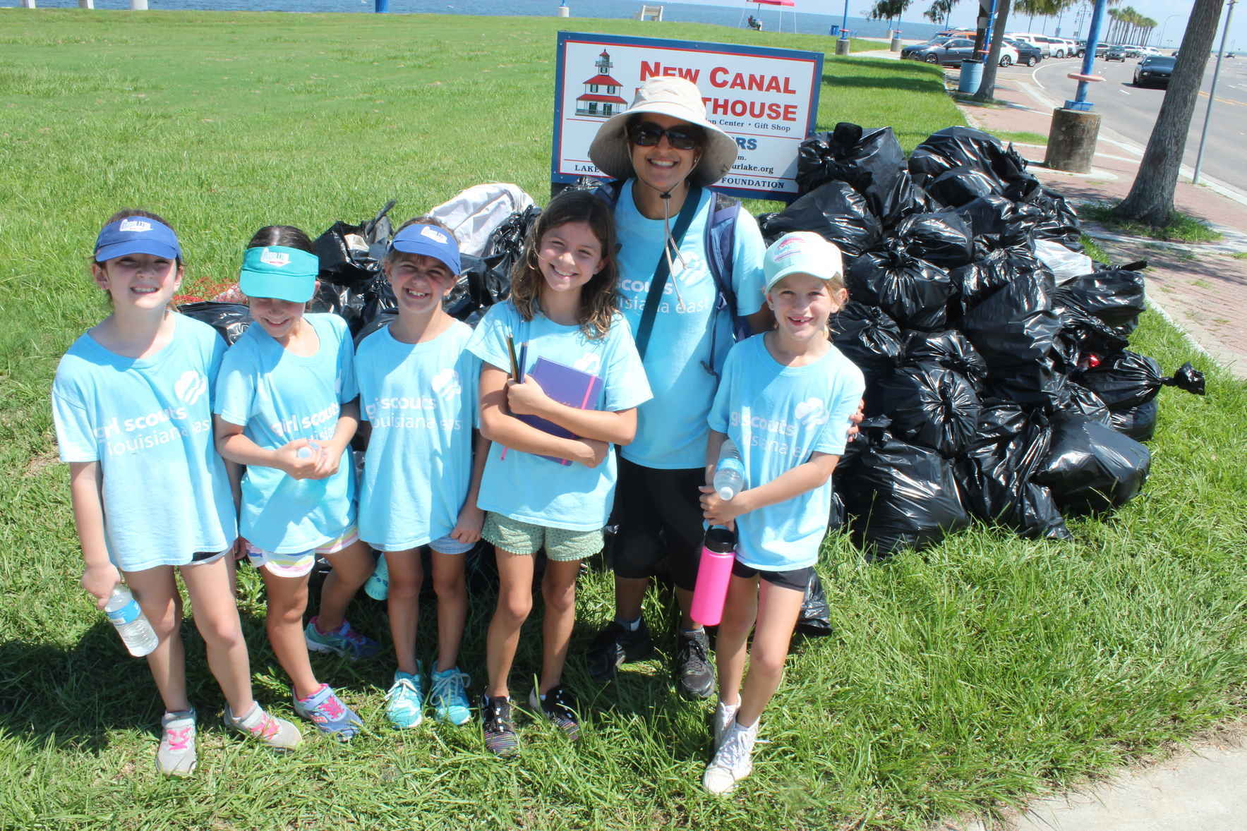Pontchartrain Conservancy's 30th Annual Beach Sweep image