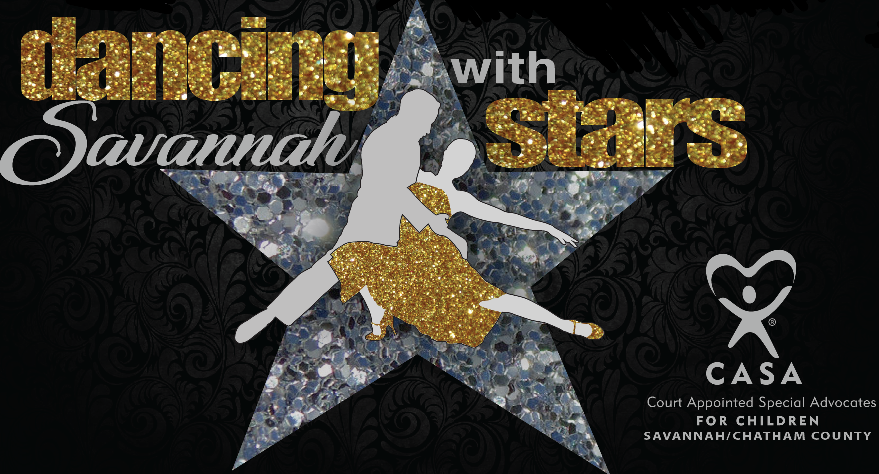 Support Savannah/Chatham CASA- Dancing with Savannah Stars image