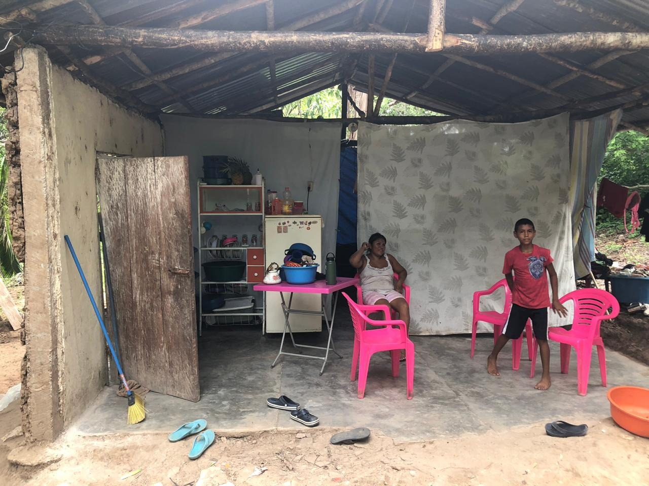 Help raise the funds to finish building Fani's house  image