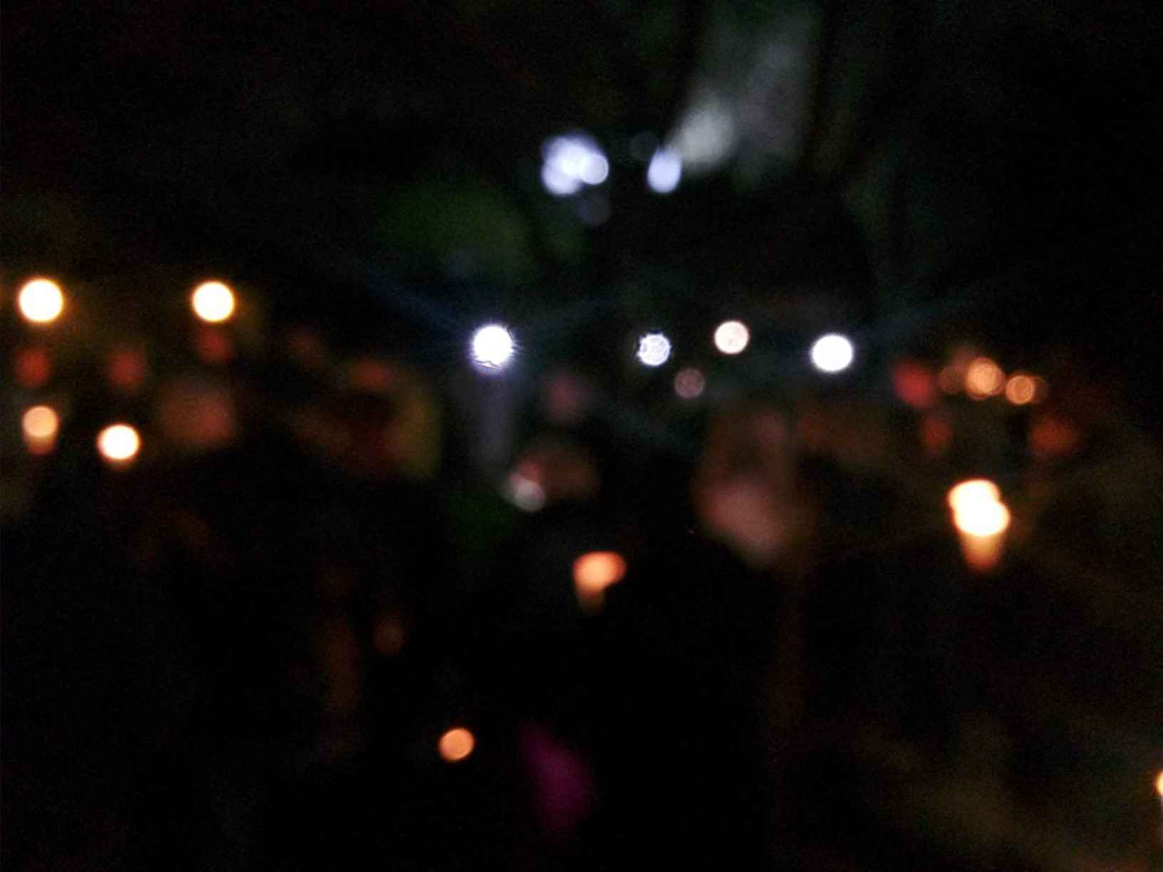 """""""...these lights shine in honor of those we love."""" image"""