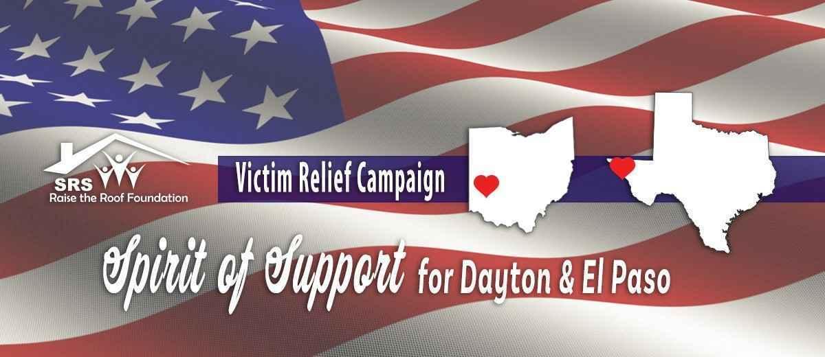 Help Families of Dayton & El Paso image