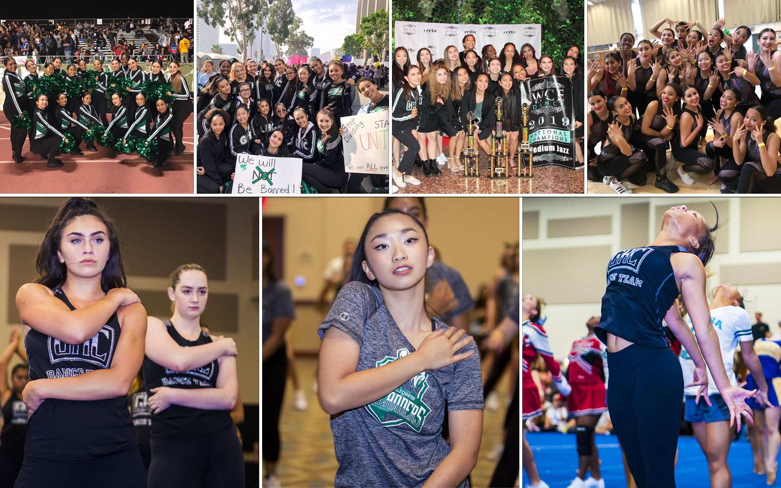 A gift to Granada helps our dance team achieve great things! image