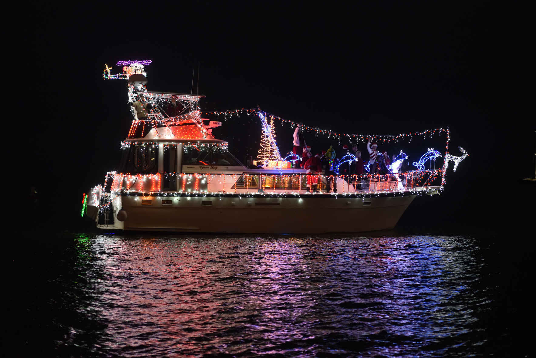 Lake Pontchartrain Basin Foundation's Lights on the Lake Holiday Celebration! image