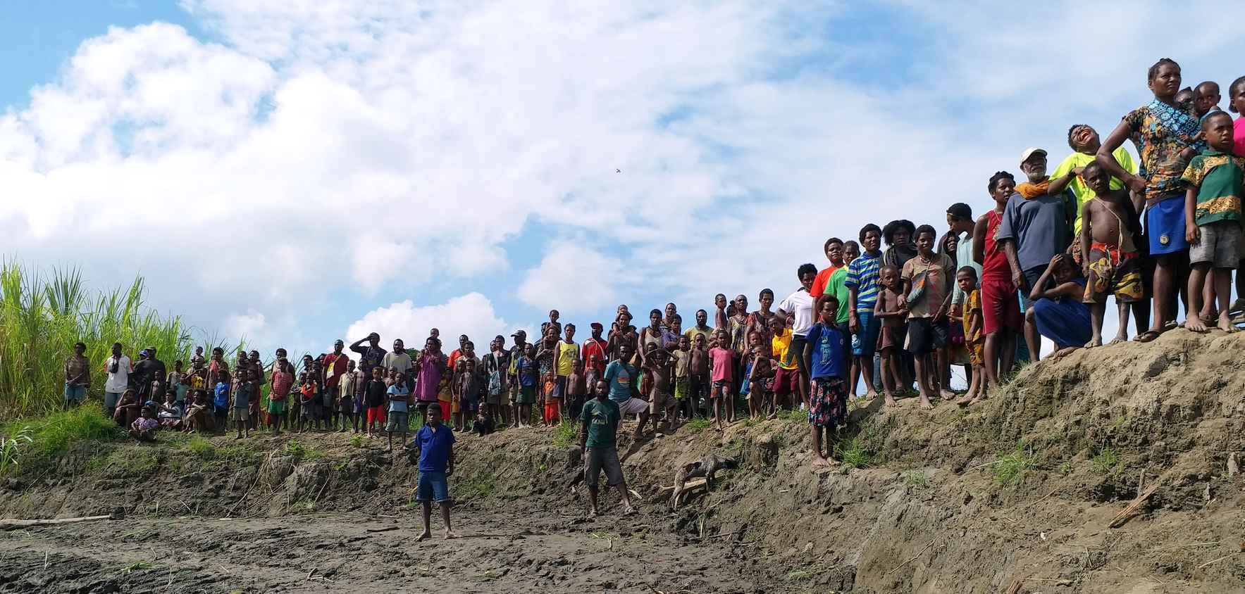 We can respond to those suffering from poverty and exploitation in Papua New Guinea image