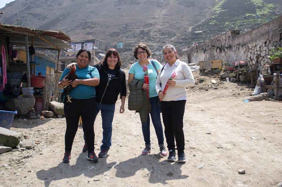 Support WMF Peru image