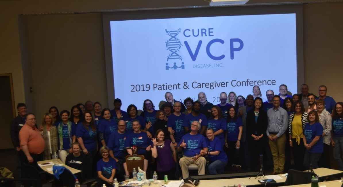 Be a Sponsor for the 2020 Cure VCP Disease Conference! image
