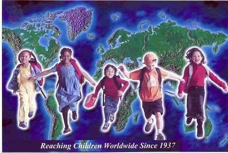 Children need to know Jesus! image