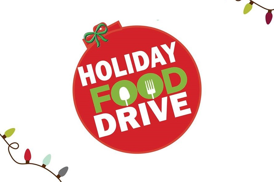 Help with our Holiday Food Drive...  image
