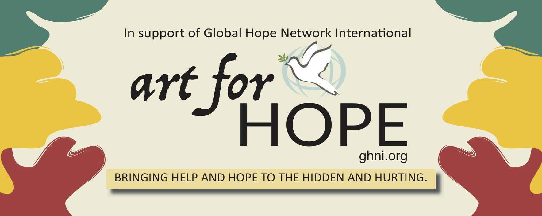 Support Art for Hope  image