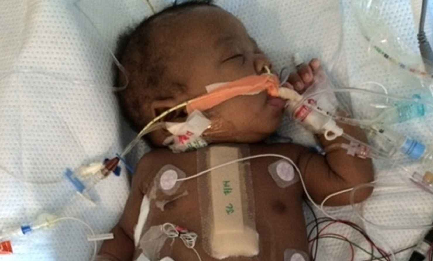 Donate today to ensure no family endures the CHD journey alone. image
