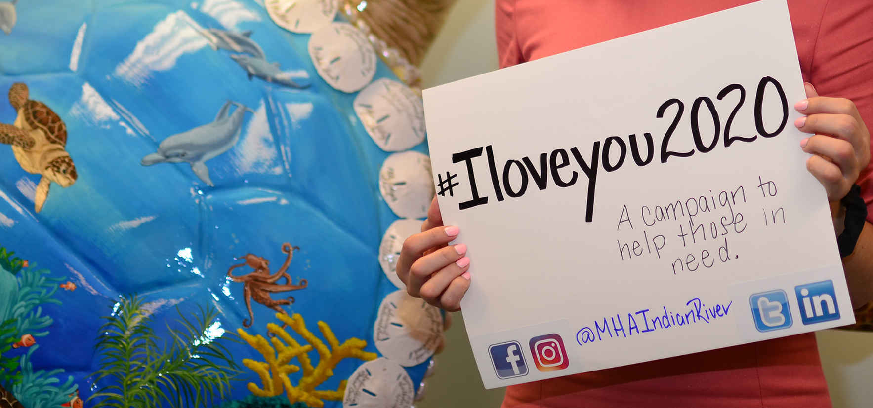 #ILoveYou2020 is a MOVEMENT, not a fad. image