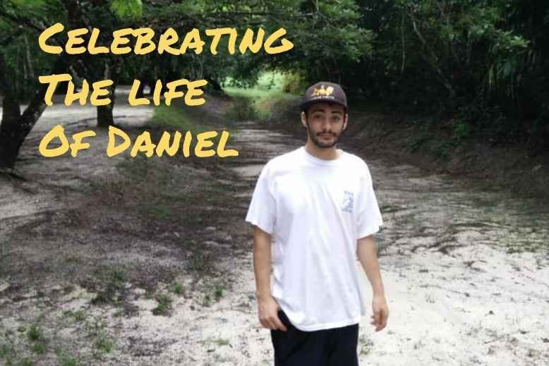 Donate in honor of Daniel to help save a life! image
