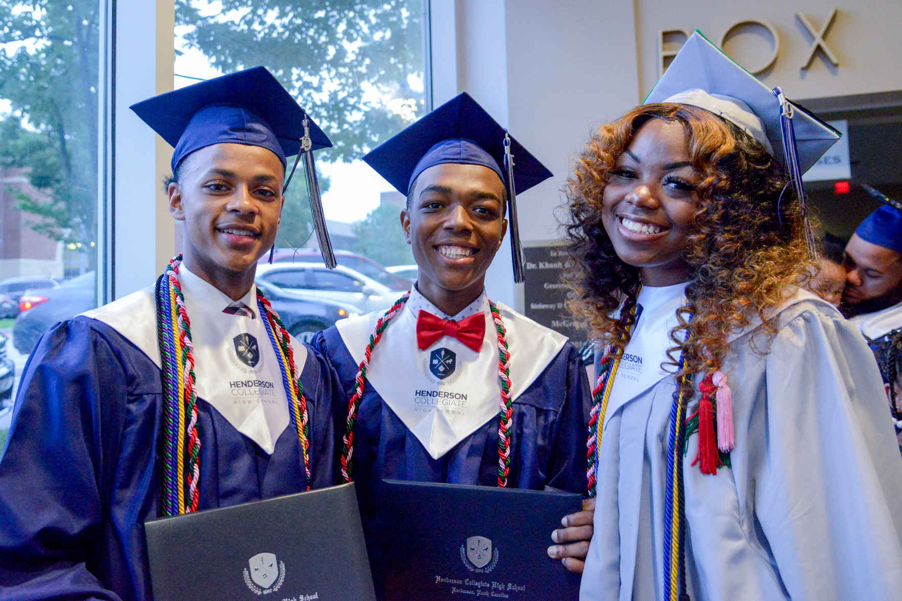 Give now to provide students in Vance County with an exceptional education. image