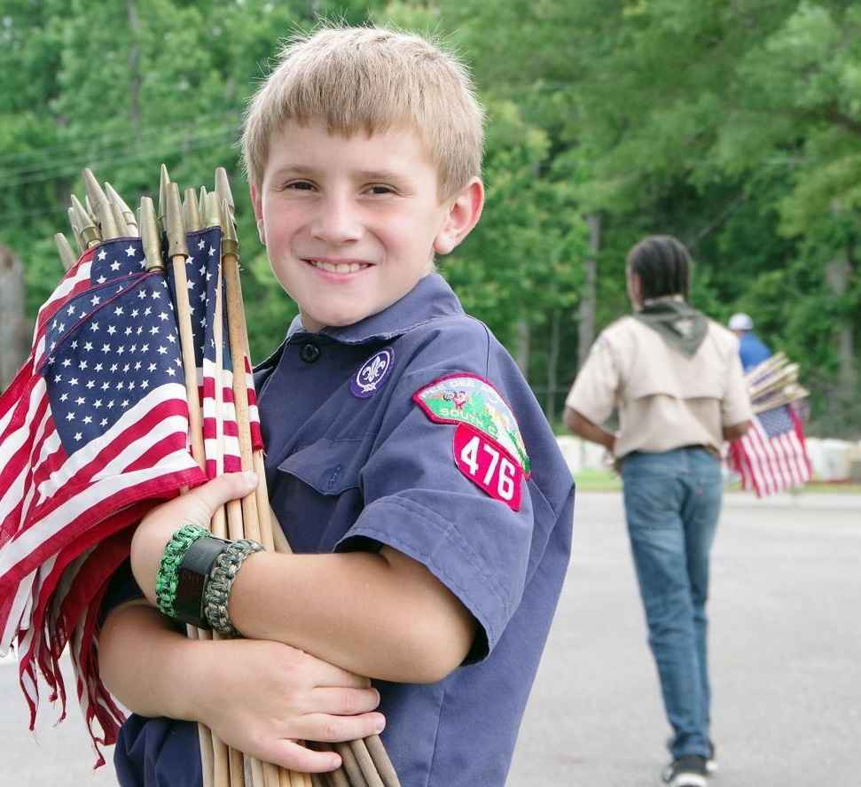 Invest in Youth, Invest in Scouting image