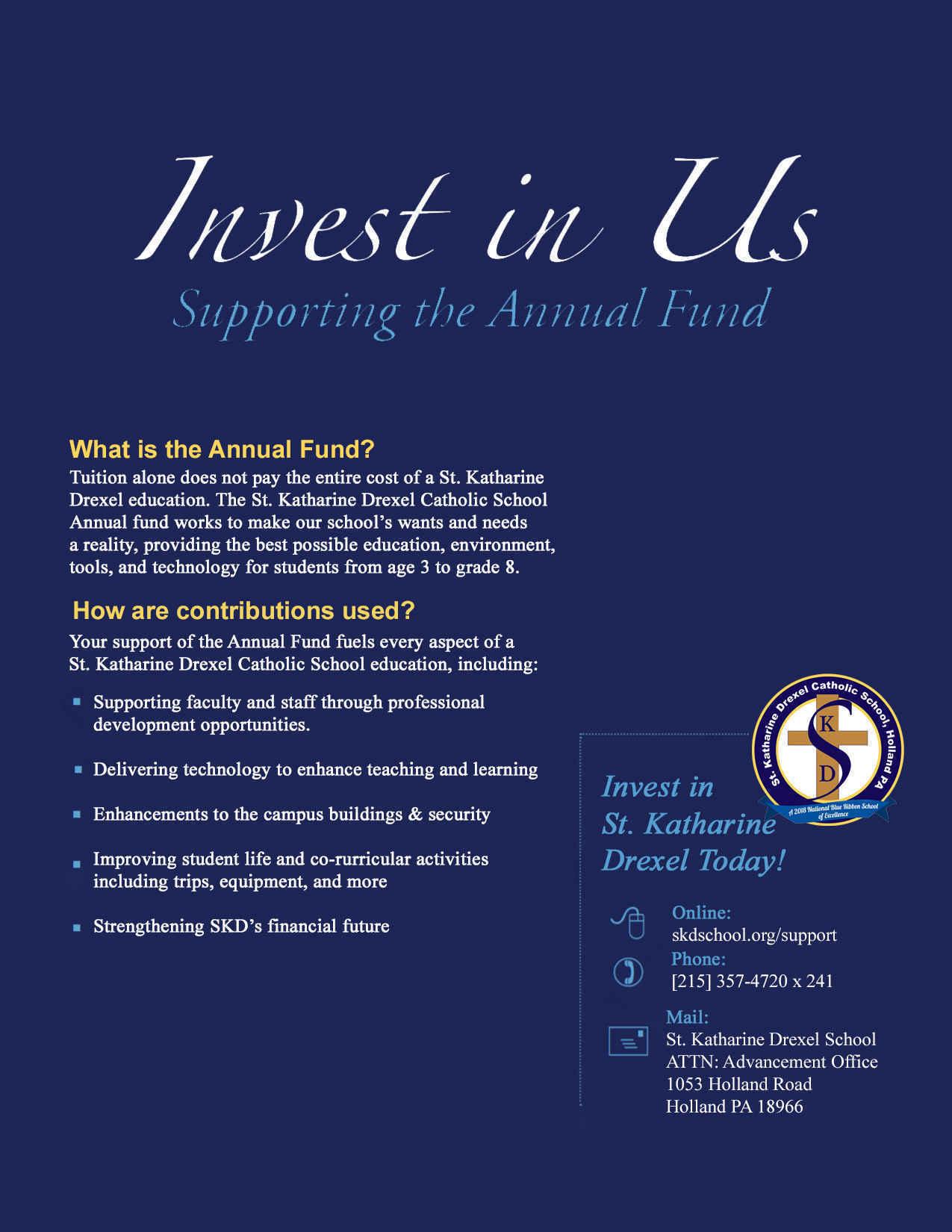 2019-2020 Annual Fund image