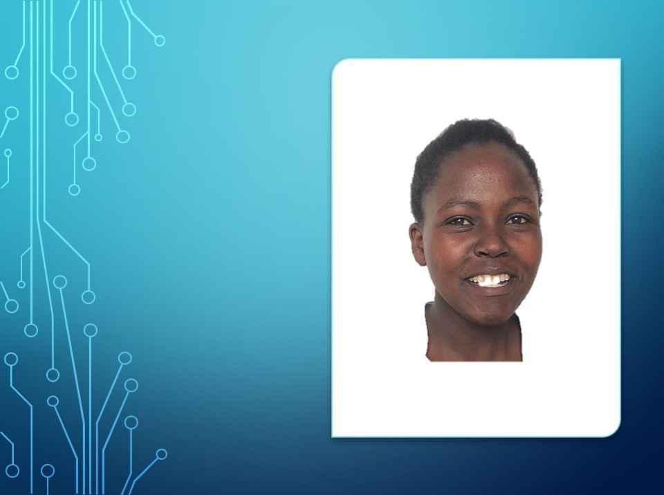 Would you please consider sponsoring Virginiah Wanjiku? image