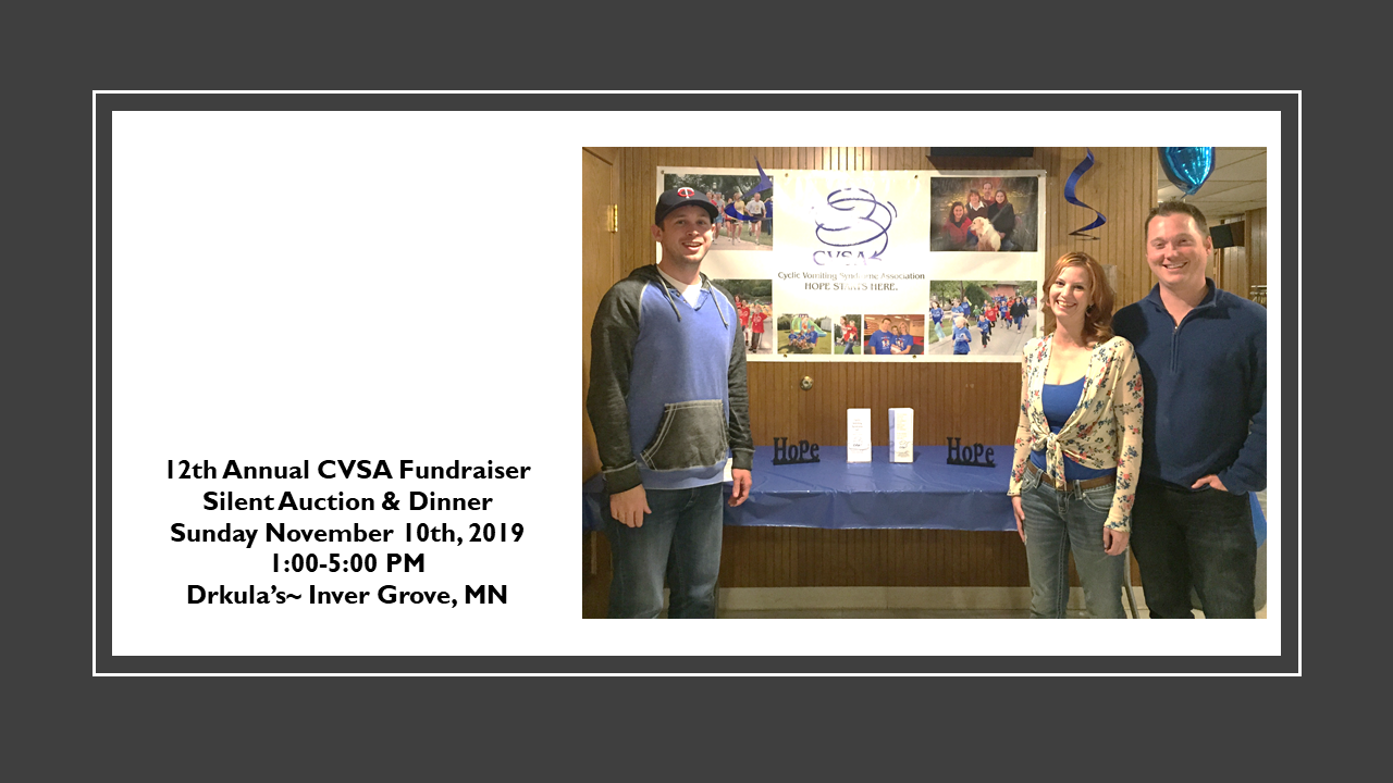 Show your support to Brent & Elizabeth by donating to CVSA. image