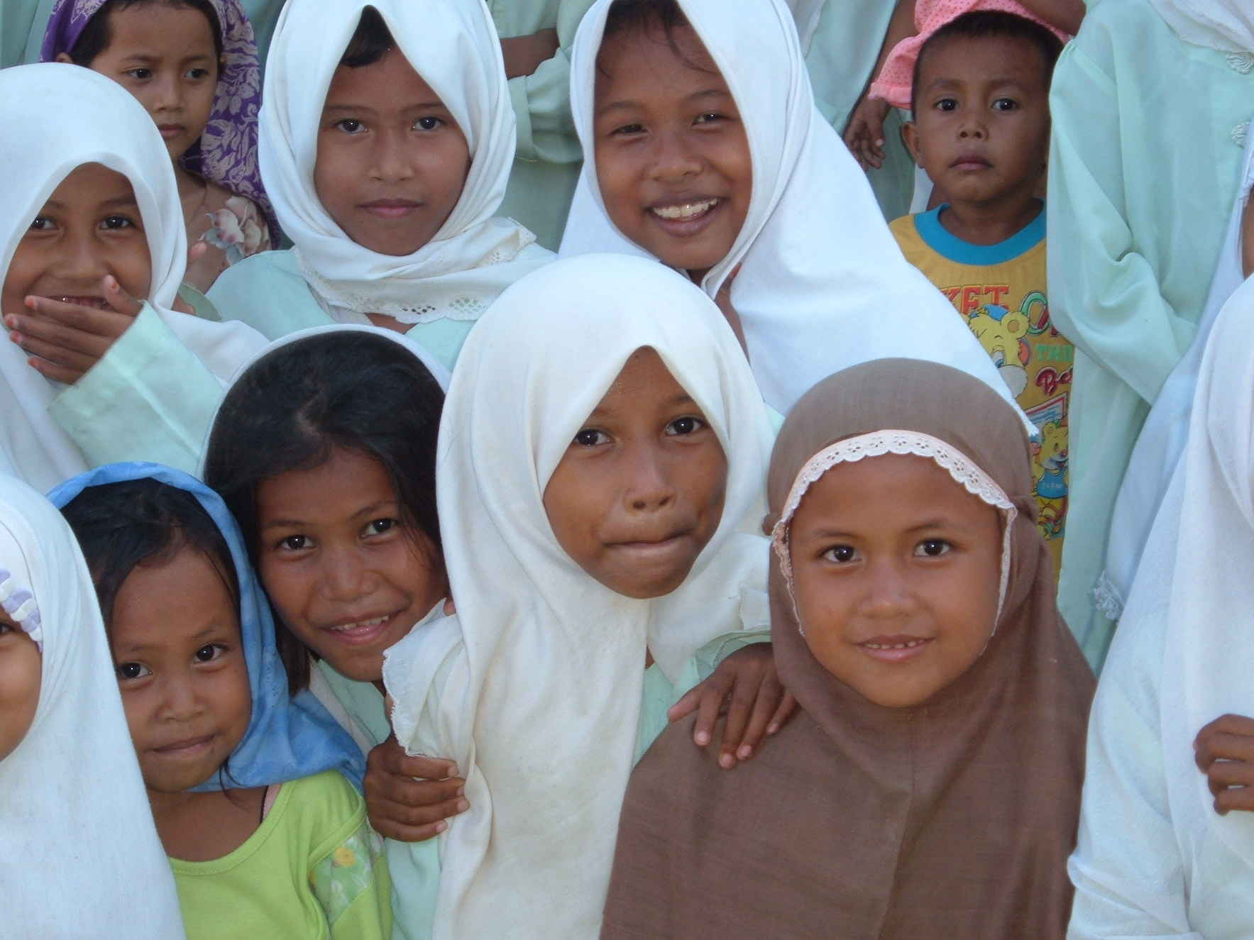 Offer Hope to Sulawesi TCD village image