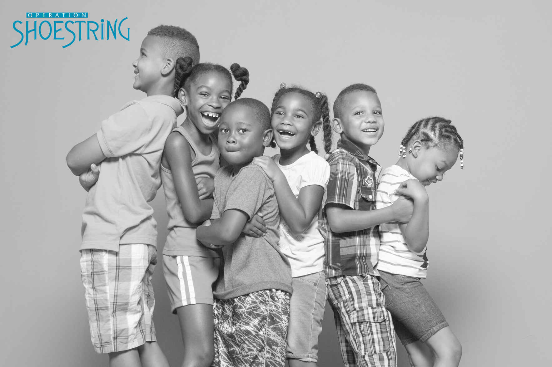 Empower the Children & Families of Operation Shoestring image