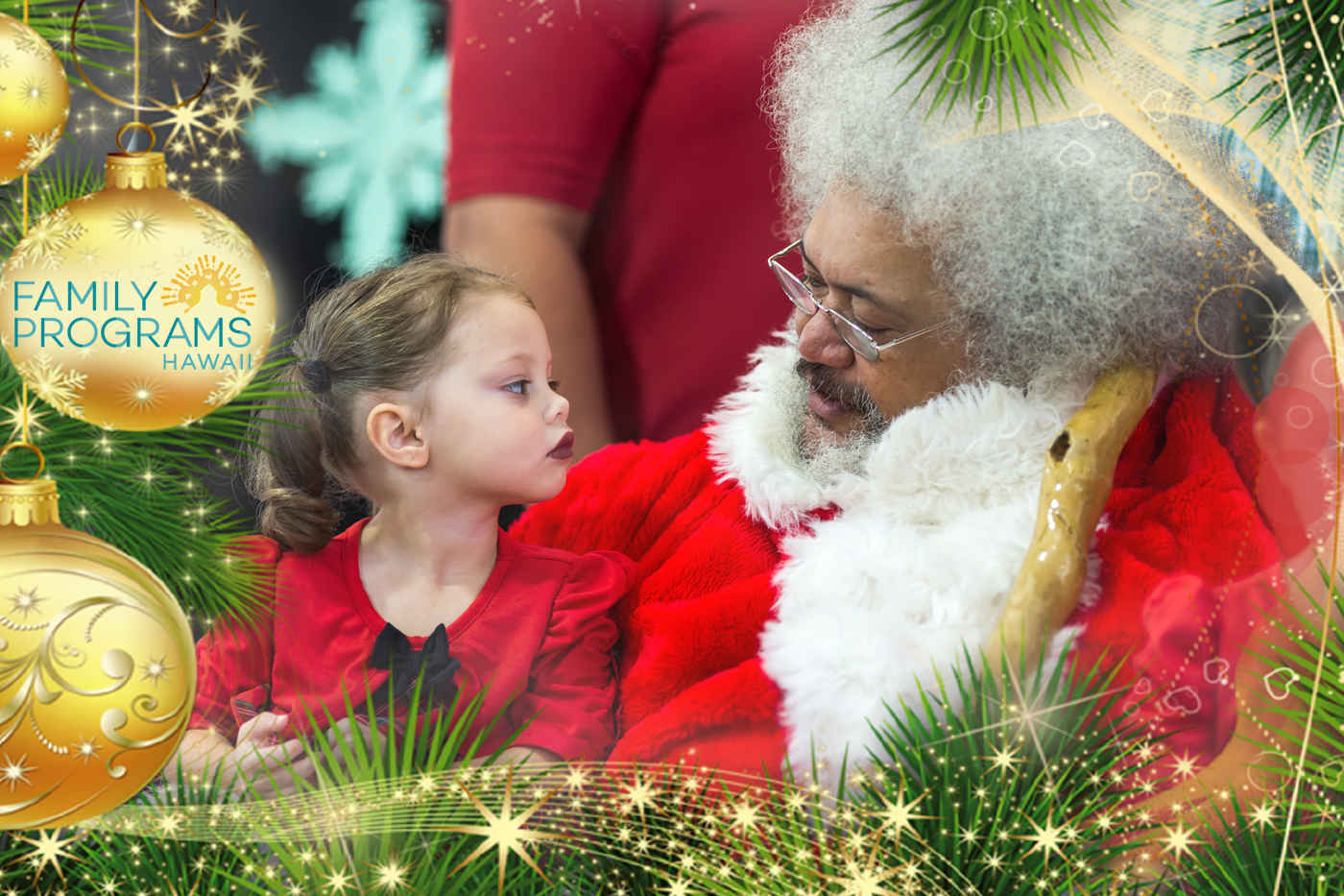Sponsor the holidays for children in foster care image