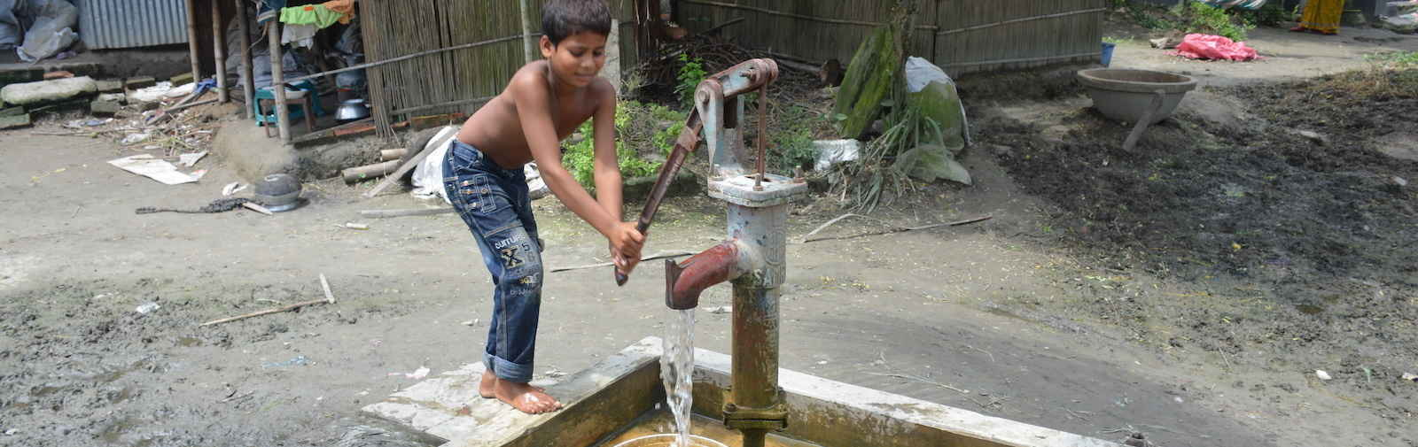 Clean and accessible water saves lives image