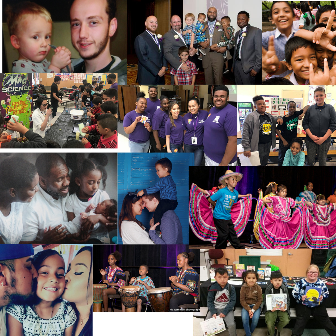 Thank You For Supporting The Center for Fathers and Families.  Your Donation Helps Strengthen Families and Build Communities.  image