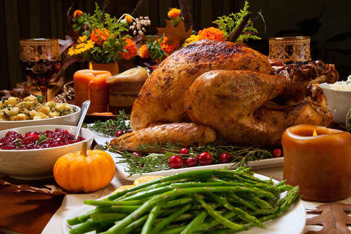 Donate a Nutritious Thanksgiving Meal  image