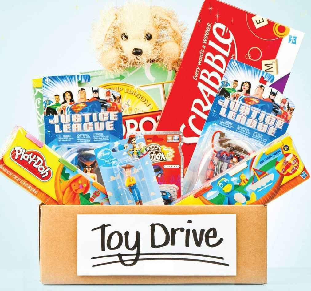 Donate to purchase toys for children in Appalachia to make their holidays bright! image