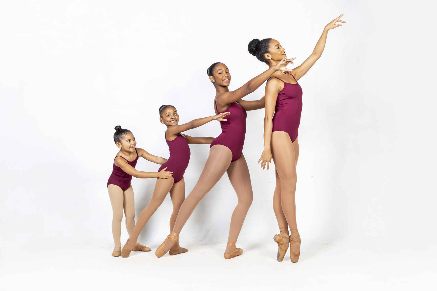 Help us make ballet more diverse and accessible. image