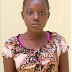 Please help us keep Maudeline in school.    image