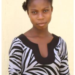 Please help us keep Wadeline in school.    image
