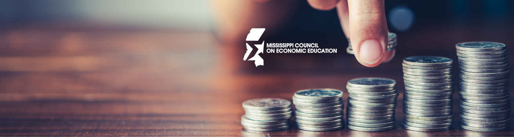 Donate to increase economic and financial literacy in Mississippi. image