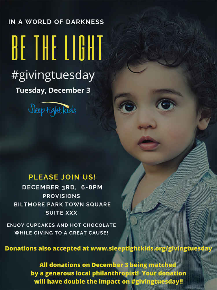 Giving Tuesday, Dec. 3rd image