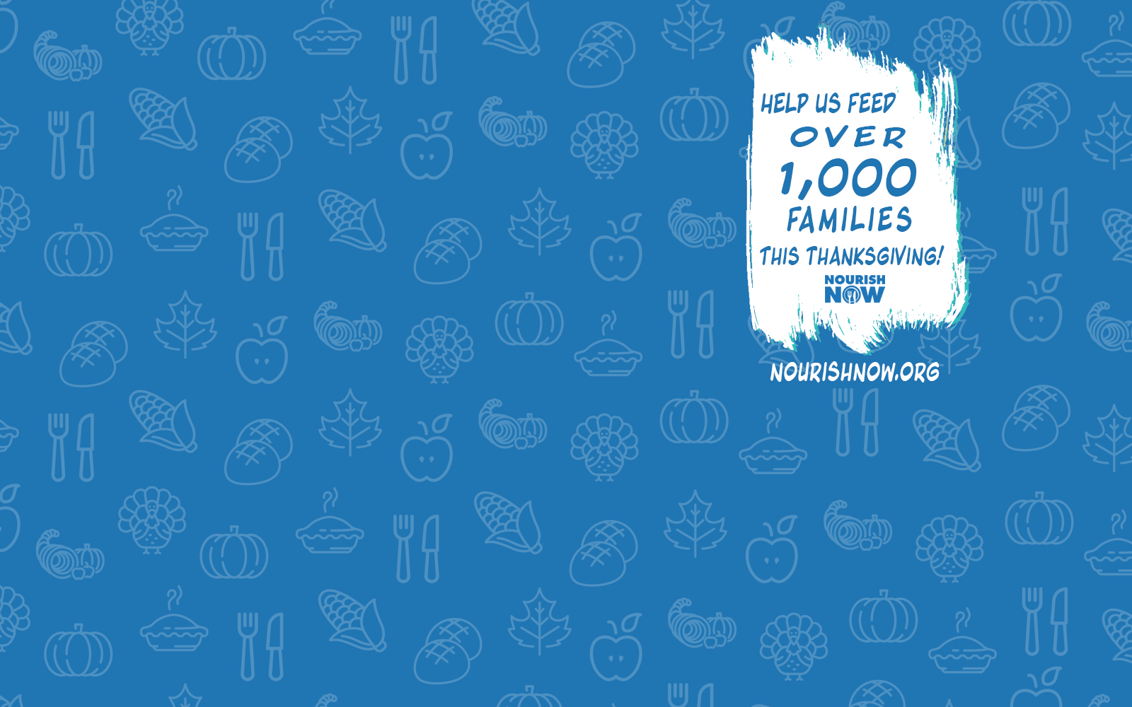 Sponsor a Family this Thanksgiving. image