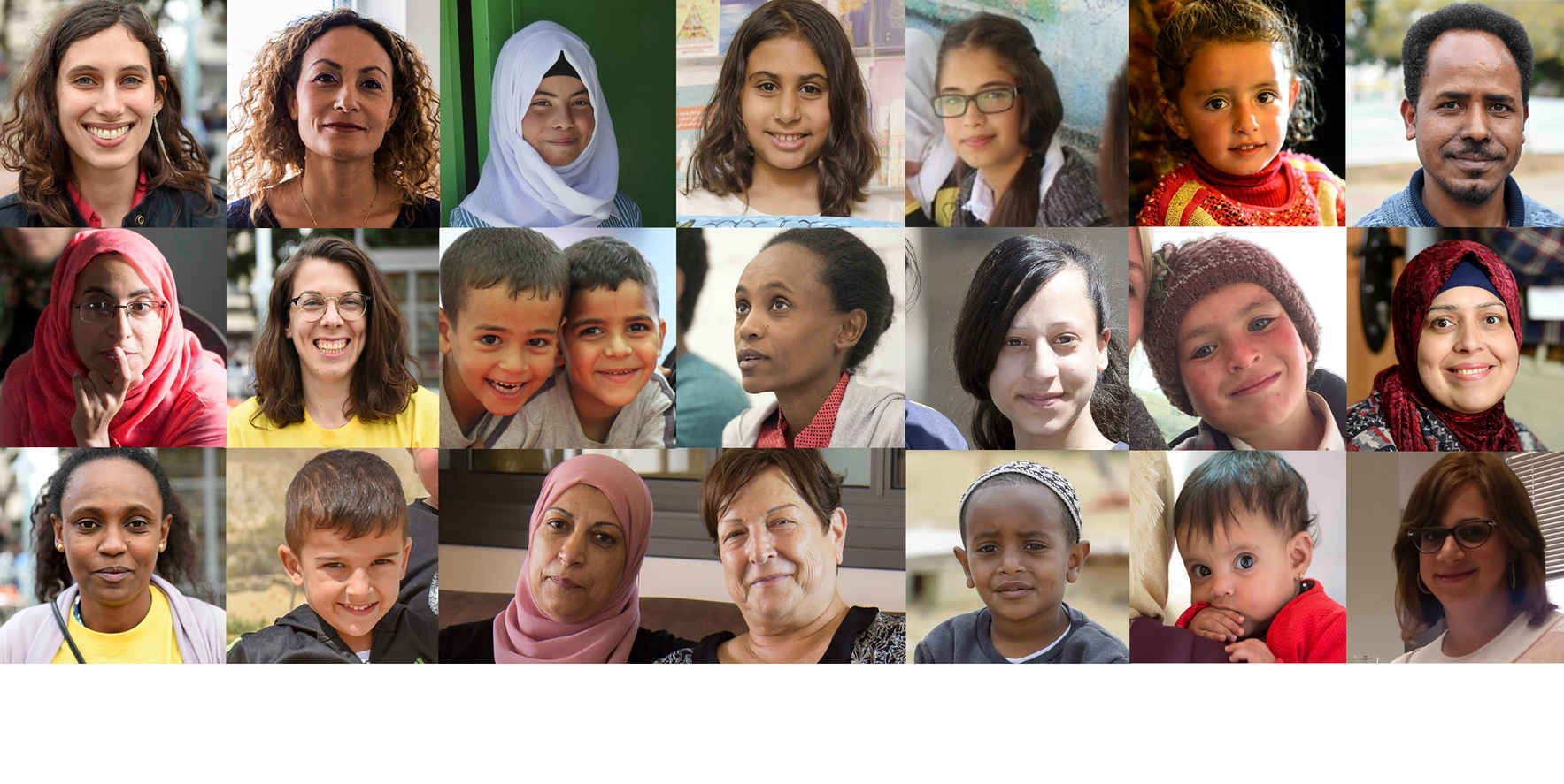 #15 Years of Healing Across the Divides: Year-End Giving Campaign image