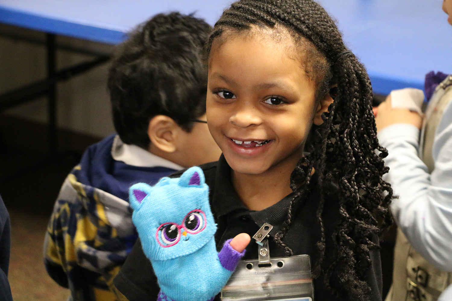 Please join BOMA as we warm the hands of children, teens and adults in Detroit! image