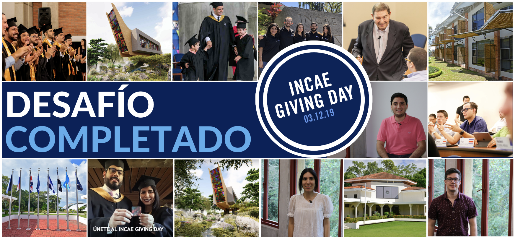 INCAE Giving Day 2019 image