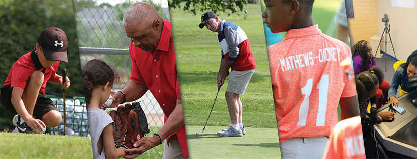 Give to the Gateway PGA REACH Foundation image