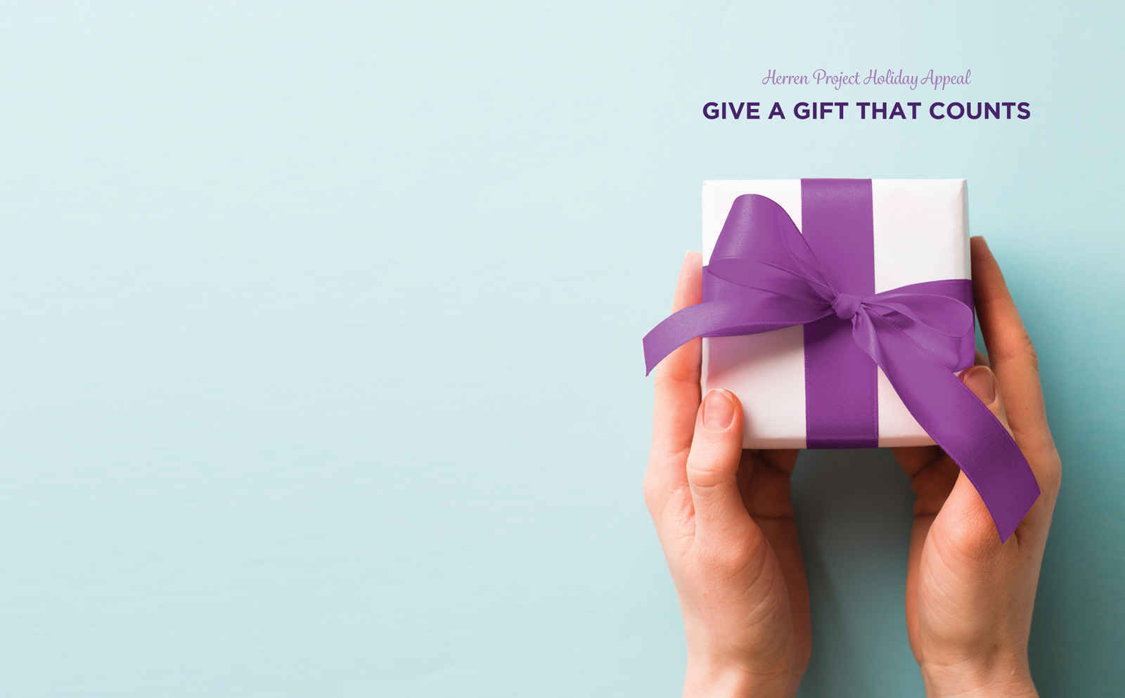 Your gift matters! image