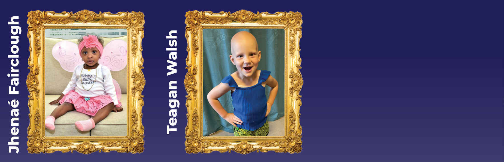 Donate today to help Elijah and Louis! image