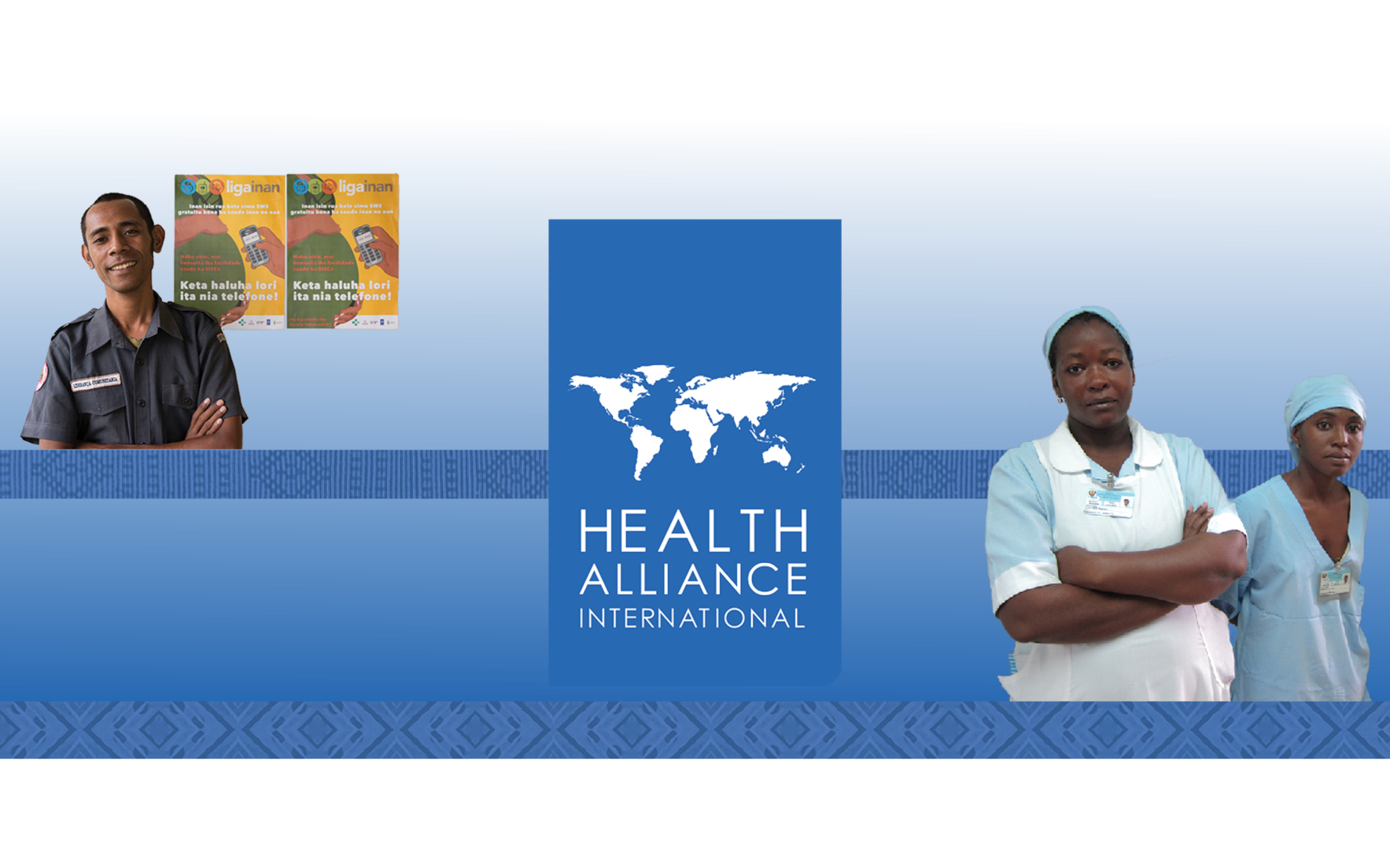 Take a Stand for Equity in Global Health image