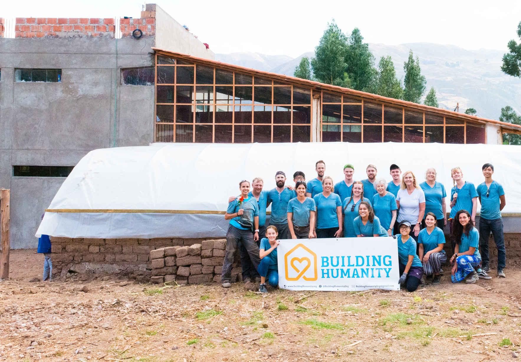 Help to Build Families, Build Communities & Build Friendships image