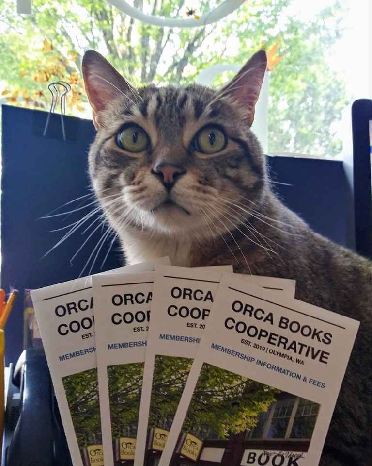 Help Orca Books Become Community Owned. image