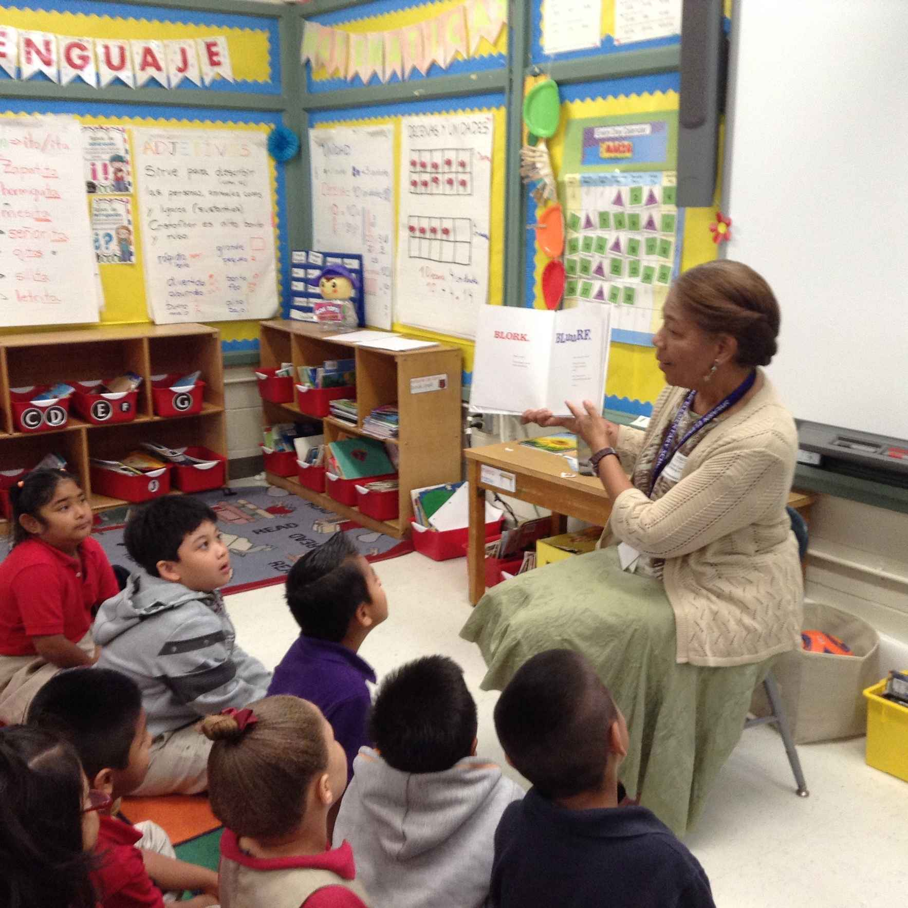 Celebrate National Read Aloud Month - Become a Classroom Sponsor Today!   image