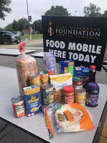 Donate to our Food Progam to help our children succeed! image